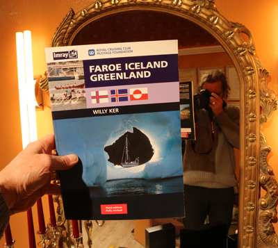 Faroe, Iceland and Greenland von Willy Ker, ISBN 0852887655